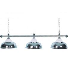 Lamp Crown, silver, 3 Bells